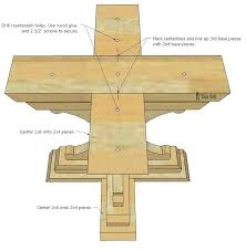 small round pedestal table free woodworking plans to build a chunky french farmhouse style round pedestal small round pedestal table