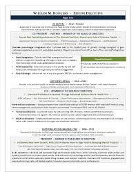 Resume Examples 2017 Fascinating 40 Resume Trends Award Winning Executive Resume By Resume Writer