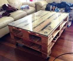 pallet crate furniture. Coffee Pallet Crate Furniture