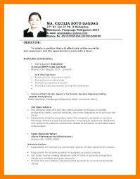 Telephone Sales Representative Resume Samples 7 8 Call Center Job Resume Samples Archiefsuriname Com