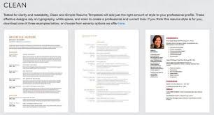 Resume Templates Ms Word Beauteous 48 Sources Of Free Microsoft Word Resume Templates 48 Total
