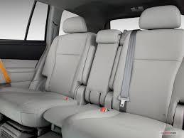 2009 toyota highlander hybrid rear seat