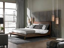 Minimalist bedroom furniture Wood The Spruce Beautiful Minimalist Bedrooms