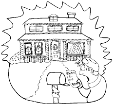 Small Picture Christmas Lights Coloring Book Page Home Christmas lites coloring