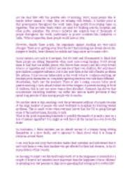 anti smoking essay gcse english marked by teachers com page 1 zoom in