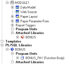 P L Form 40 2 Create A New Pl Sql Library
