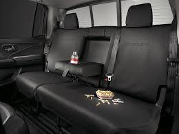 2020 honda ridgeline rear seat covers