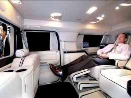 Luxury SUVs Now Come With Bathrooms Business Insider - Tv for bathrooms
