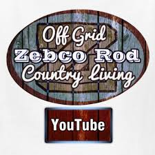 rustic logo for your zebco rod zevcorod