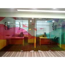 printed glass at rs 60 square feet क च क फ ल म gyanti enterprises noida id 16549897291