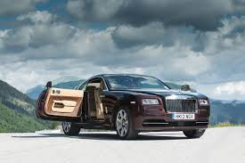 2017 Rolls-Royce Wraith Coupe Pricing - For Sale   Edmunds