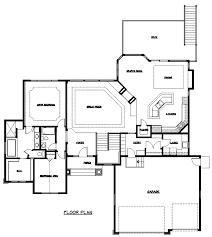 bathroom large master floor plans