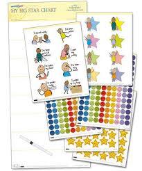 My Big Star Chart Toddler Reward Chart My Big Star Reward Chart 2yrs