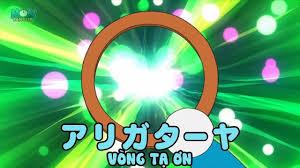 Doraemon Vietsub 2020 Tập 588 Mới Nhất - Chiếc Vòng Tạ Ơn - Mission Ready  At 6