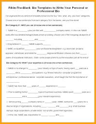 Types Of Bio Data Bio Template Word Hannahjeanne Me