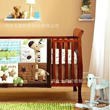 giraffe crib bedding giraffe crib bedding set baby cots pers baby per cotton cover in bedding giraffe crib bedding