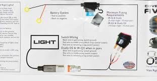 how to installing led light bar package medium duty work truck info installation diagram for rigid light bars at Rigid Industries Wiring Harness