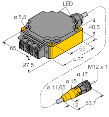 cp80 test box for sensors