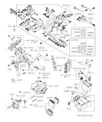 2017 kawasaki vulcan 1700 vaquero abs vn1700khf chassis electrical 1966 mustang wiring diagram 2017 kawasaki vulcan