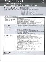 flight essay writing teachers kit details rainbow flight 1 essay writing teachers kit additional photo inside page
