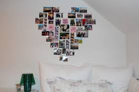 creative wall photo collage ideas