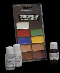 zombie makeup kit kit zombie