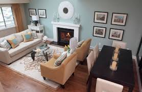 Dining Room And Living Room Decorating Ideas