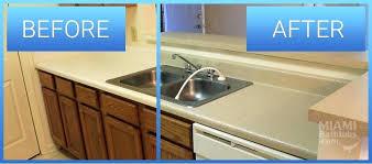 resurface kitchen countertop resurfacing kitchen countertops as white quartz countertops