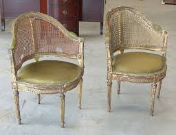french corner chairs laurel auction