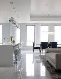 marble carrara floor modern living room images by threshold goods design llc