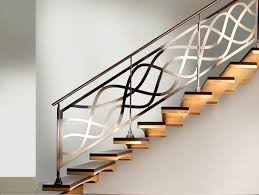 Stairs, Astonishing Indoor Staircase Railing Indoor Stair Railing Kits Home  Depot Silver Metal Indoor Staircase
