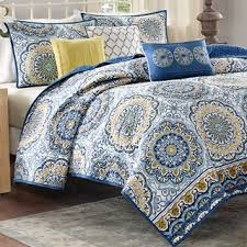 Madison Park Moraga 6-piece Coverlet Set | Overstock.com Shopping ... & Madison Park Moraga 6-piece Coverlet Set | Overstock.com Shopping - The  Best · King QuiltsOutlet ... Adamdwight.com