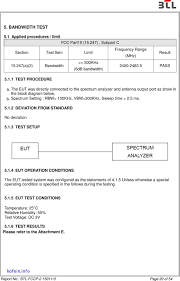 Deviation Report Template New P1813 Upgradable Transportation Wifi ...