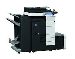 Konica Minolta Bizhub C35 Used Color Copier Copy Print Scan Fax L