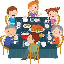 dinner table clipart. Wonderful Clipart Royalty Free Dining Table Clip Art For Dinner Clipart M