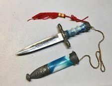 Синие коллекционные кинжалы | eBay
