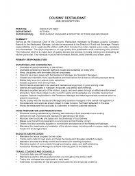 Prep Cook Job Description For Resume Best Solutions Of Cover Letter For Prep Cook Job For Download Resume 19