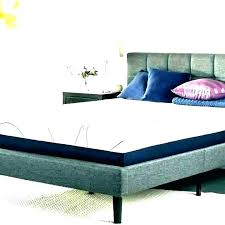Low Profile Bed Frame King Frames Size Queen With Storage