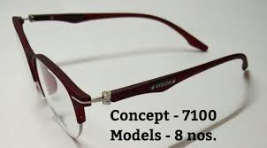 Dot Silicon <b>Rubber TR 90</b> 7100 Series Optical Designer Frames, Rs ...