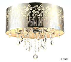 s3436 comfortable crystal drum chandelier modern led re crystal chandelier drum crystal ceiling lamp drum chandelier