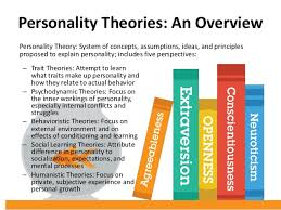 personality theories personality theory and measurement