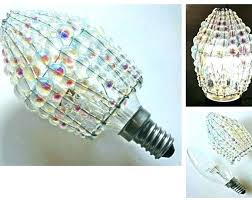 glass bead chandelier chandelier bulb cover shades for inspired chic look glass bead light glass bead