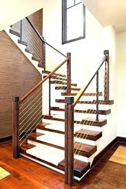 modern stair railing best ideas of banisters and handrails about adding contemporary design with glass on