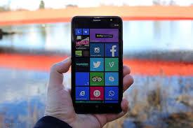 Nokia Lumia 1320 recensie