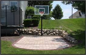 backyard ideas basketball court. 25 best basketball court images on pinterest backyard ideas and hoop c