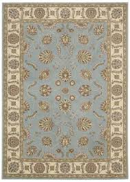 nourison modesto mds18 blue rectangle area rug 5 feet 3 inches by