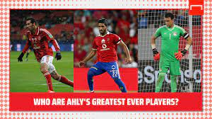 Who are Al-Ahly's greatest ever players?
