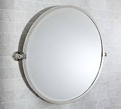 bathroom mirrors. Kensington Pivot Round Mirror Bathroom Mirrors S