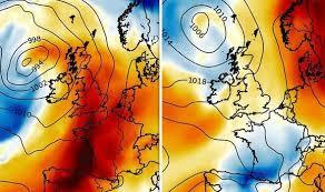 Weather Tree Chart Uk Weather Forecast Shock Long Range Chart Shows Uk Bake As