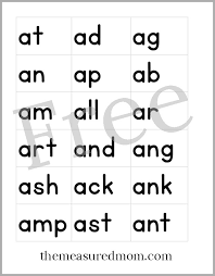 Free printable letter tiles for digraphs, blends, and word endings ...